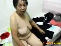 Asian Grandma succeed in..