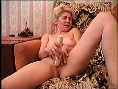 Granny Strips Toys and Fingers