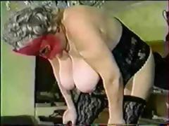 Italian Masked Grandma..