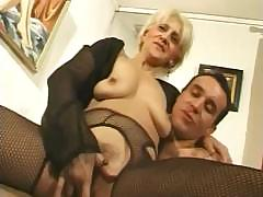 My super granny adore sex