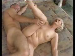 Granny Shafting Cumpilation
