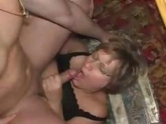 Full-grown German Slut Lucky..