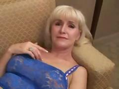 Beautifull Granny in hot sex
