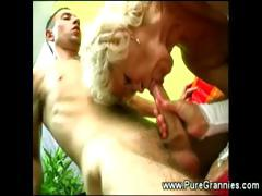 Firm busted granny goes..