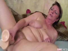 Mature Lady Plays With Will..