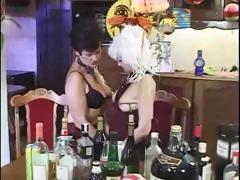 Lesbian Granny Party