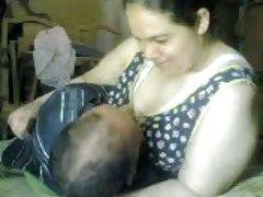 Bbw Granny Arab In Workshop..