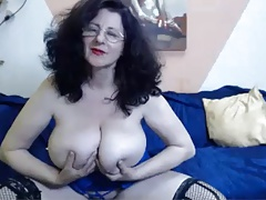 Webcam - 46 year old mature..