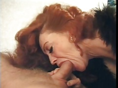 Redhead Hairy Cunted Granny..