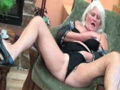 Nasty old and  lesbians go..