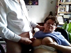Old couple from UK plays on..