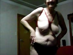 granny stripper