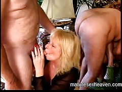 Granny's Mature Sex..