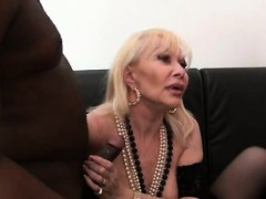 French cougar Irma fucked..