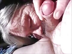 Pot-Pourri - Granny blowjobs