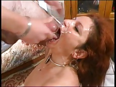hot granny anal