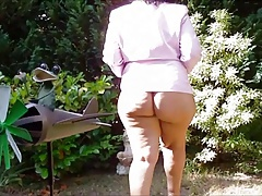 Mature German lady get..