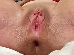 Horny Mom Does Solo Dildo..