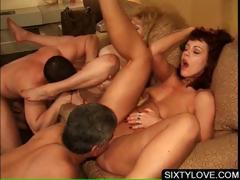 Groupsex back mature getting..
