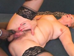 Lusty matured sooty fucked..